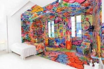 Graffiti Artist Tilt Gives Behind-Scenes Look at Creating Panic Room [VIDEO] | For Art's Sake-1 | Scoop.it