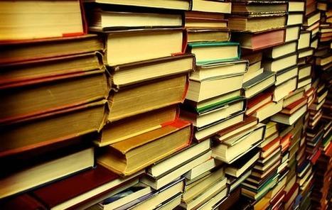 Les livres se cachent pour mourir - Marianne | Bibliothèques en ligne | Scoop.it