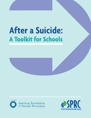 After a Suicide: A Toolkit for Schools | Mental Health | Scoop.it