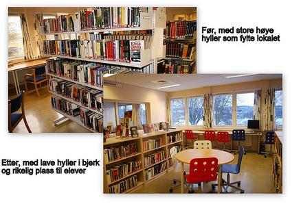 Skolebibliotek som lære-, være- og gjørested | Skolebibliotek | Scoop.it
