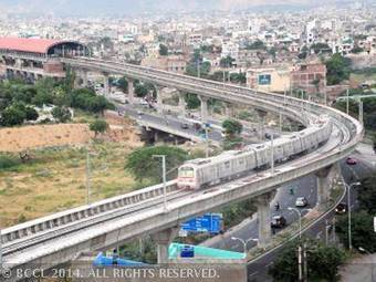 Centre releases Rs 250 crore to DMRC for Phase III project - Economic Times | transportation planners | Scoop.it