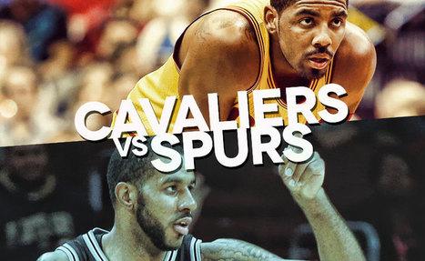 Cleveland Cavs – San Antonio Spurs NBA: Pronostico e streaming   SPORT STREAMING   Scoop.it