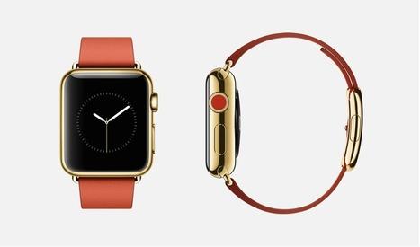 Watch : la montre connectée d'Apple voit triple | 100% e-Media | Scoop.it