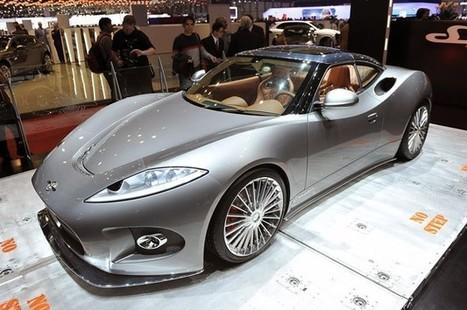 Spyker B6 Venator ~ Grease n Gasoline | bizGENIUS | Scoop.it