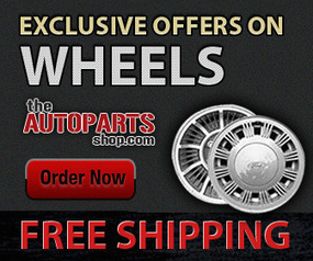 Buy 2012 Ford Mustang Steel and Alloy Wheels with Free Shipping | Information Regarding  Automotive Systems and Auto Parts | Scoop.it