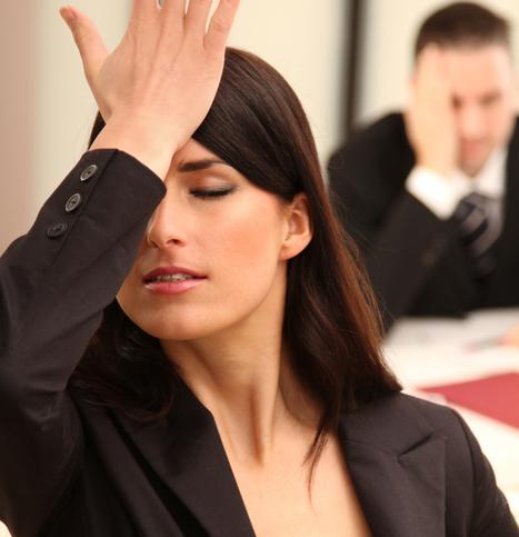 10 erreurs à éviter au travail | Le Bonheur, ça se travaille | Scoop.it