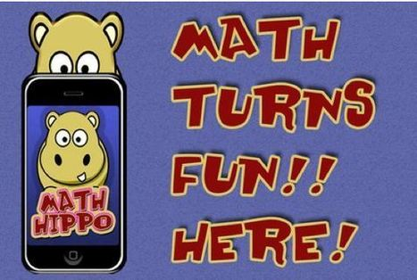 Math Hippo- An Educational App for iPhone, iPad and iPod touch | Mobile Media City | Alaram Clock | Scoop.it