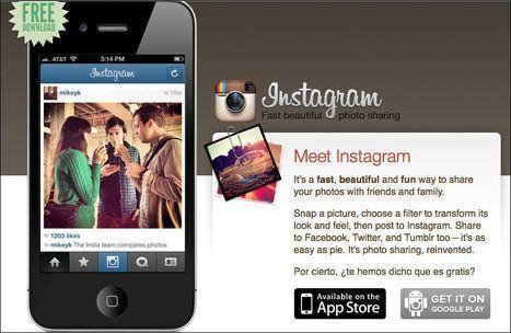 7 tips para nuevos usuarios de Instagram | VIM | Scoop.it