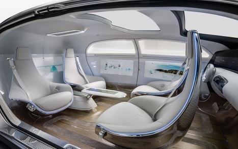 La voiture sans chauffeur, bientôt une réalité lUP Magazine | Mobilités | Scoop.it
