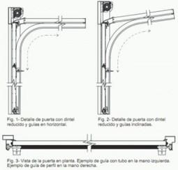 Motor puerta seccional y el desbloqueo.   automatismos   Scoop.it