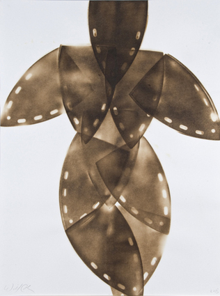 Domestic Nude Descending | Willie Cole: African-American Contemporary Artist | Scoop.it