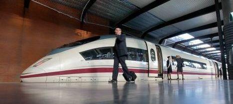 Cada kilómetro del AVE entre Madrid y Barcelona costó 14,4 ... - El País.com (España) | Reformas Obras Barcelona | Scoop.it