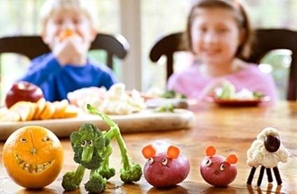 La dieta corretta nel bambino da 1 a 5 anni di età. | vivere l'alimentazione | Scoop.it