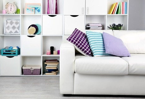 Tips διακόσμησης για να μεγαλώσεις το σπίτι σου! | Interior Design | Scoop.it