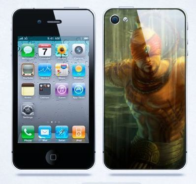 League of Legends iPhone cases : Lee Sin iPhone case | Apple iPhone and iPad news | Scoop.it