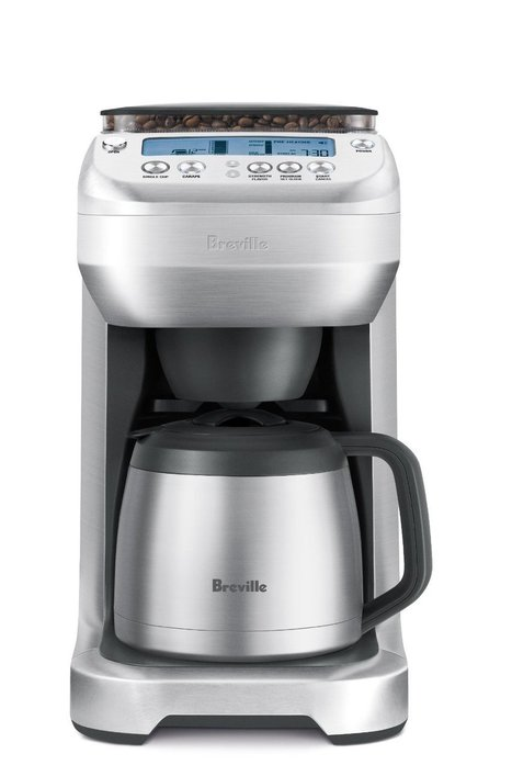 Breville BDC600XL YouBrew Drip Coffee Maker Review | Top Rated Coffee Makers | Best Grind and Brew Coffee Maker | Scoop.it