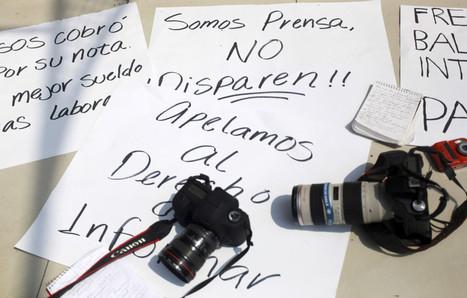 México, uno de los 4 países menos libres para el periodismo en Latinoamérica: Freedom House | socialmedia | Scoop.it