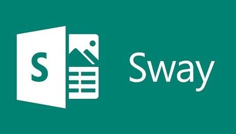 Sway: Microsofts gratis nieuwe Office-programma | Onderwijs, ICT, Internet | Scoop.it