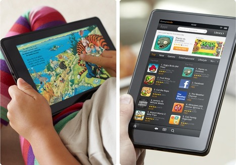 Apple rumored to counter Amazon Kindle Fire with 'iPad mini' in 2012 | New Digital Media | Scoop.it