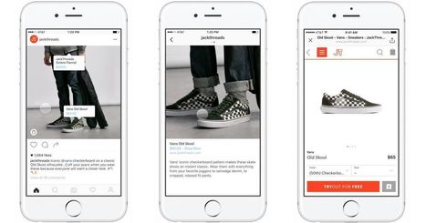 Instagram shopping tags help you buy what you see | Buzz IT | Scoop.it