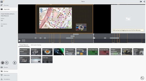 FrameTrail - Create, Annotate & Remix Interactive Videos | Documentary Evolution | Scoop.it