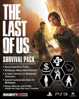 The Last of Us pre-order bonuses laid out for the PS3, confirms multiplayer - Examiner.com | PlayStation 3 Gaming | Scoop.it