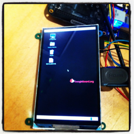 Finally a working 4.3″ HDMI compatible LCD for BeagleBone Black! | Raspberry Pi | Scoop.it