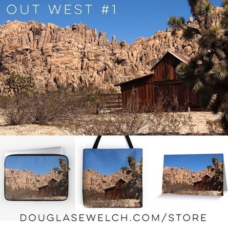 My Word with Douglas E. Welch » Bring the West home with these cards, sleeves, totes and much more | Douglasewelch | Scoop.it
