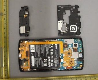 SPORTSVOIR: Pictures of New fully assembled LG Nexus 5   Nexus 5   Scoop.it