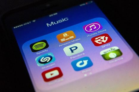 Monetize Music On Demand App like Spotify & YouTube and Earn Thru Musicians Not Ads   Scooping Up Shares   Scoop.it