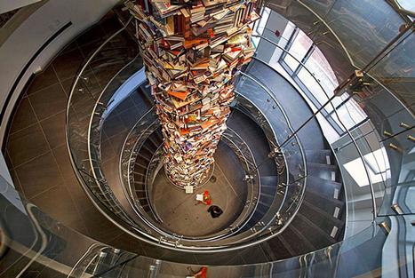 Ο «πύργος της γνώσης» του Αβραάμ Λίνκολν!   University of Nicosia Library   Scoop.it