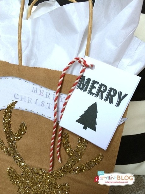 Free Printable Gift Tags - Today's Creative Life   Essentially Mom Favorites   Scoop.it