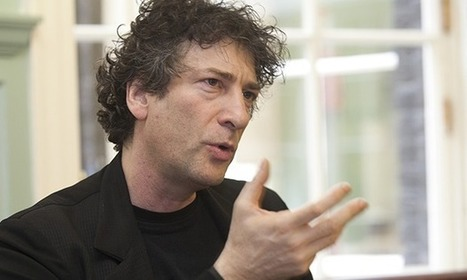 "Neil Gaiman: Why our future depends on libraries, reading and daydreaming | ""Chasing Cyborgs"" -Digital Trends, Tools, Usability & Story-telling Secrets 