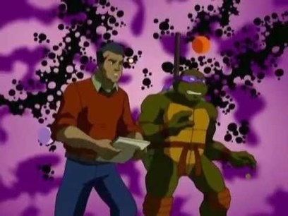 "Episode of 2003 TMNT cartoon honoring Jack Kirby • /r/comicbooks | Jack ""King"" Kirby 