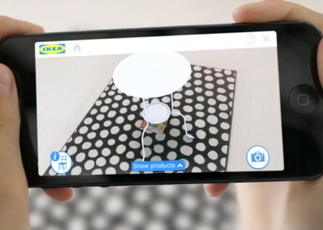 Ikea uses augmented reality to arrange furniture in 3D - CBS News | Machinimania | Scoop.it
