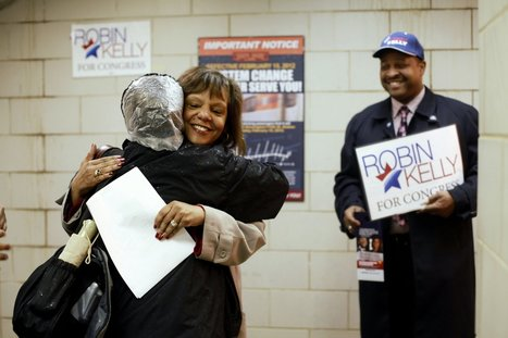 Robin Kelly Wins Jackson Seat in Illinois | Gov. & Law Current Events | Scoop.it