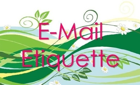 A look at business email etiquette basics   SKILLDOM For E-Learning   Scoop.it