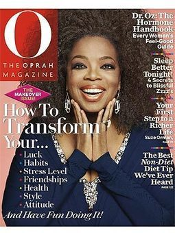 Is That Oprah's Natural Hair On The Cover of O's September Issue? | Clutch Magazine | Afropolitan Chronicles | Scoop.it