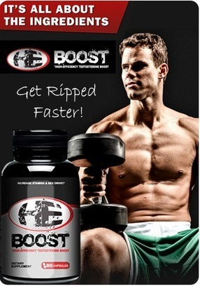 Heboost Testosterone Booster Solution Reviews - Risk Free Trial | End to Low Energy | Scoop.it