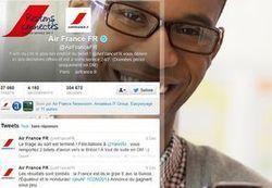 Air France tweete 24h/24 | Médias sociaux et tourisme | Scoop.it