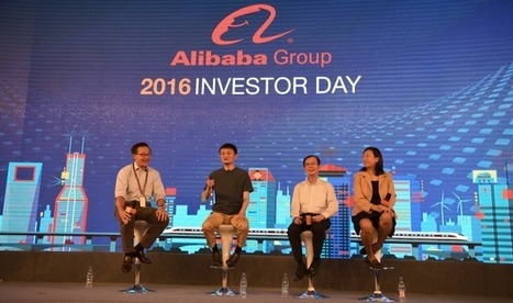 6 Top Takeaways From Alibaba's Investor Day - Alizila | Digital Love | Scoop.it