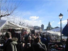 6.000 personas visitan la Ferieta de Aínsa | Vallée d'Aure - Pyrénées | Scoop.it