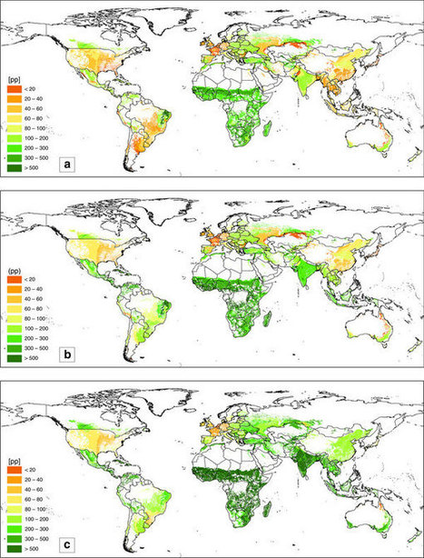 Global biomass production potentials exceed expected future demand without the need for cropland expansion - Mauser &al (2015) - Nature Communications | Food Policy | Scoop.it