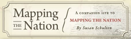 Mapping the Nation | Geography Education | Scoop.it