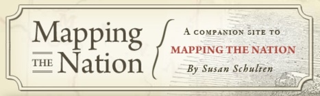 Mapping the Nation | Geography Education-via @APHumanGeog | Southmoore AP Human Geography | Scoop.it