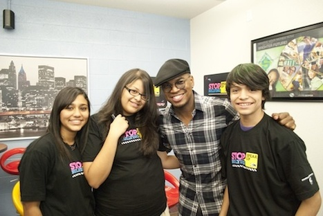 Ne-Yo Joins Boys & Girls Clubs Stop Bullying:Speak Up Campaign | Bullying | Scoop.it