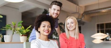 15 raisons qui font du coworking l'espace de travail du futur   coworking   Scoop.it