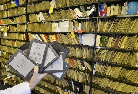 Aumentan lectores de e-books | Libro electrónico | Scoop.it