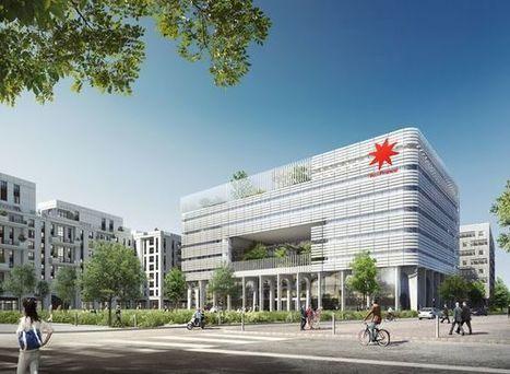 En images : le futur siège de la Région | actualités en seine-saint-denis | Scoop.it