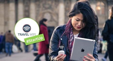#Startup : Travel Wifi promet la connexion permanente aux touristes !   eTourisme Feng Shui   E-Tourisme   Scoop.it